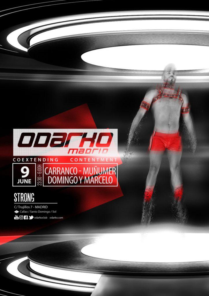 #35 - Odarko 9 June 2018